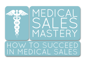 Medical Sales Mastery: How To Succeed In Medical Sales Vertical Logo